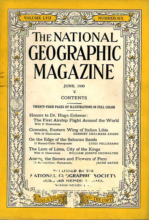 National Geographic June 1930-0