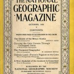 National Geographic October 1930-0