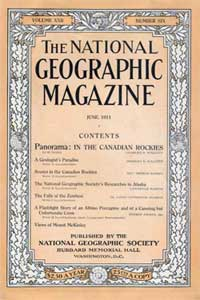National Geographic June 1911-0