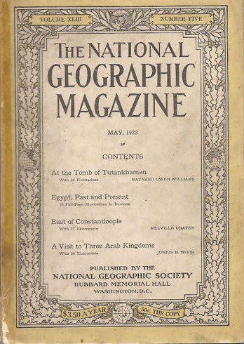 National Geographic May 1923-0