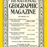 National Geographic November 1954-0