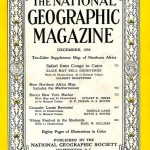 National Geographic December 1954-0