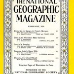 National Geographic February 1955-0