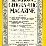 National Geographic April 1955-0