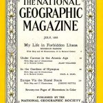 National Geographic July 1955-0
