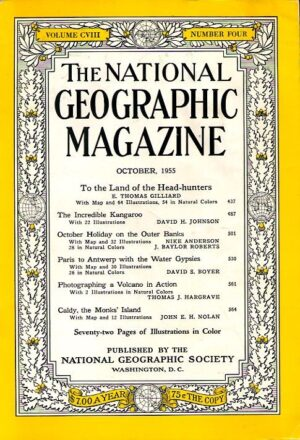 National Geographic October 1955-0