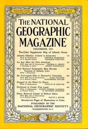 National Geographic December 1955-0