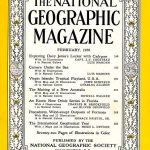 National Geographic February 1956-0