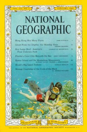 National Geographic January 1962-0