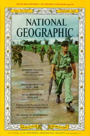 National Geographic January 1965-0
