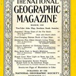 National Geographic March 1958-0