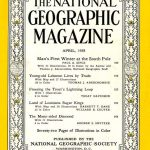 National Geographic April 1958-0