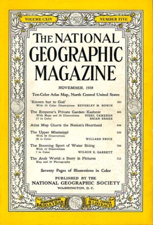 National Geographic November 1958-0