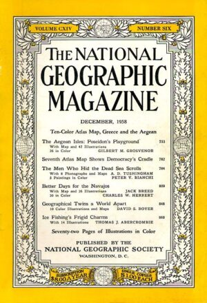 National Geographic December 1958-0