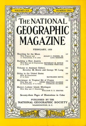 National Geographic February 1959-0