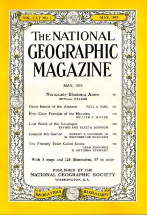 National Geographic May 1959-0