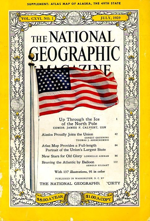 National Geographic July 1959-0
