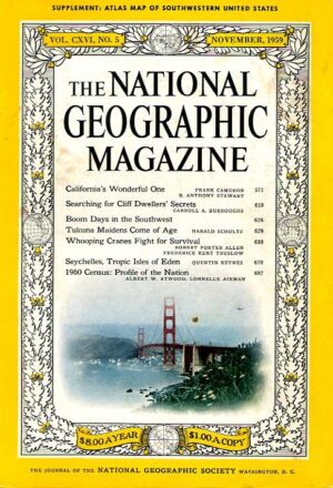National Geographic November 1959-0
