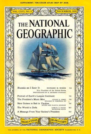 National Geographic December 1959-0
