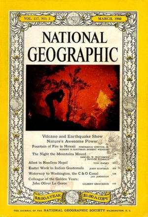 National Geographic March 1960-0