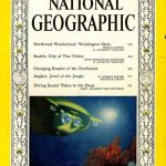 National Geographic April 1960-0