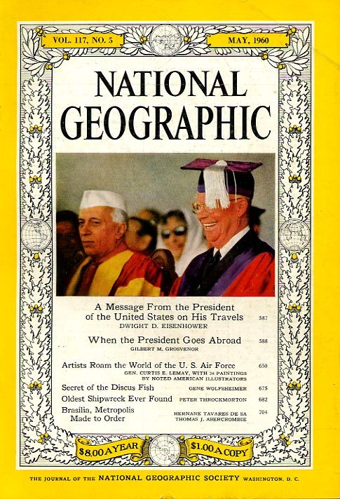 National Geographic May 1960-0