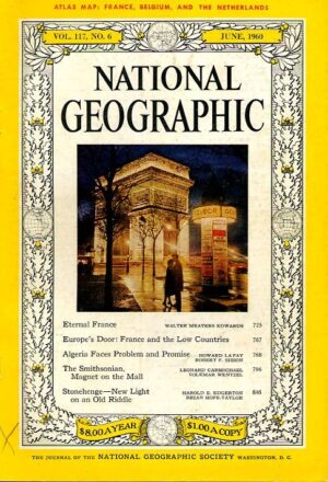 National Geographic June 1960-0