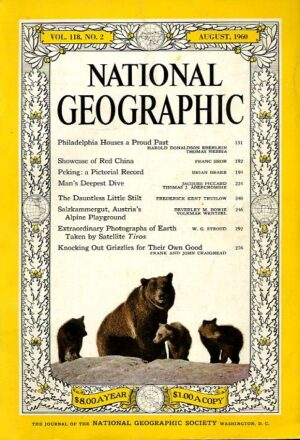 National Geographic August 1960-0