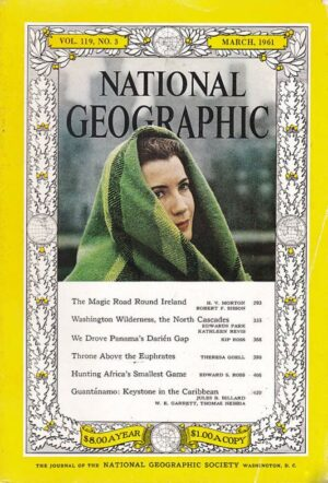 National Geographic March 1961-0