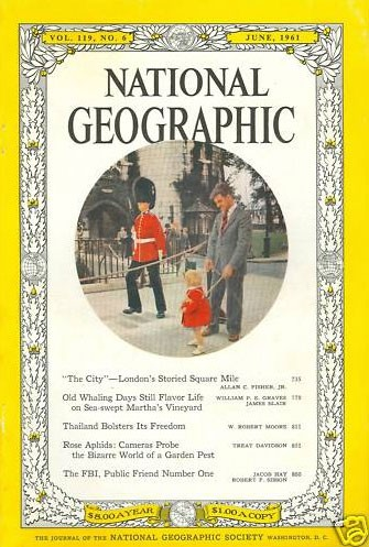 National Geographic June 1961-0