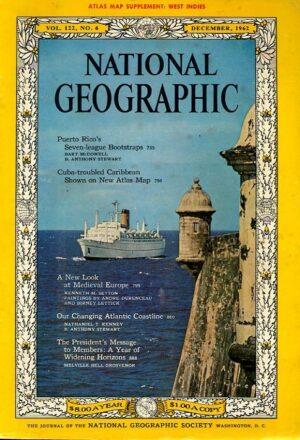 National Geographic December 1962-0