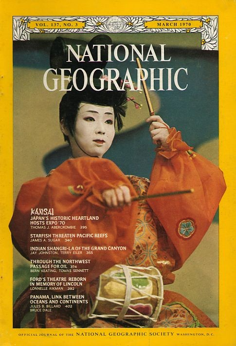 National Geographic March 1970-0