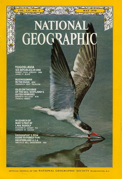 National Geographic May 1970-0