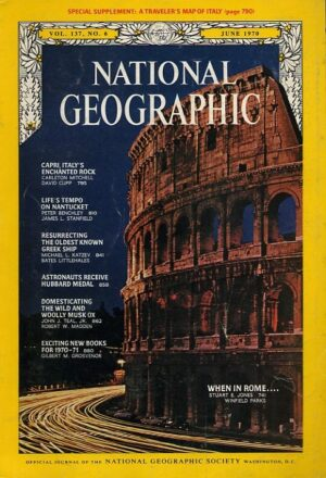 National Geographic June 1970-0