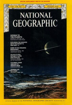 National Geographic August 1970-0