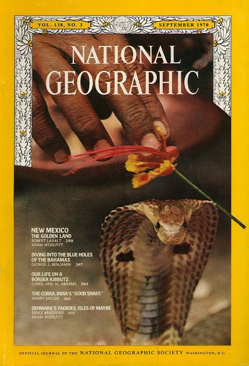 National Geographic September 1970-0