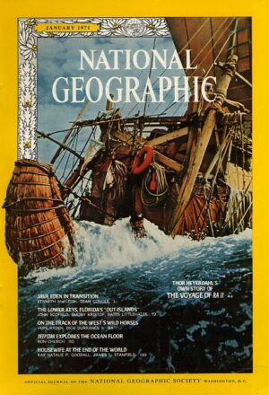 National Geographic January 1971-0