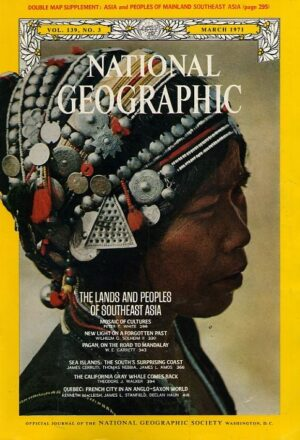 National Geographic March 1971-0