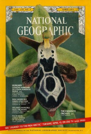 National Geographic April 1971-0