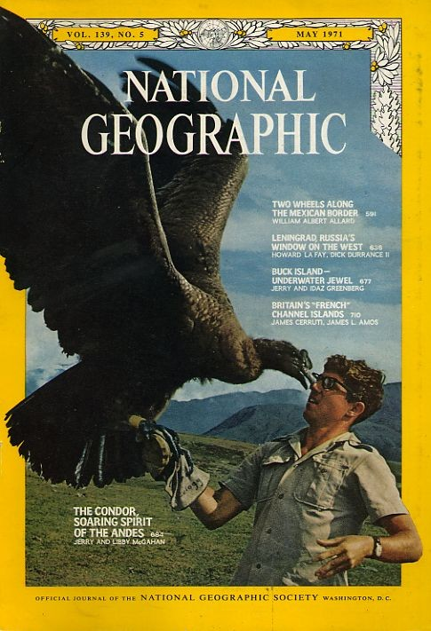 National Geographic May 1971-0