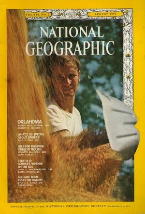 National Geographic August 1971-0