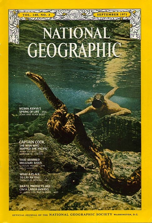 National Geographic September 1971-0