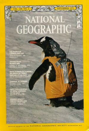 National Geographic November 1971-0