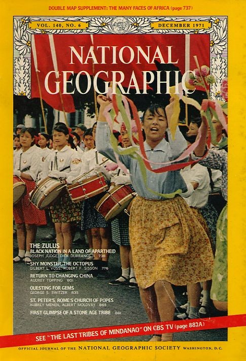 National Geographic December 1971-0