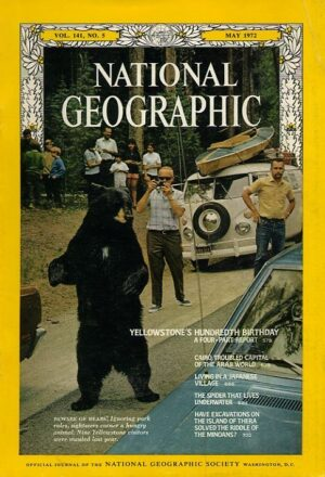 National Geographic May 1972-0
