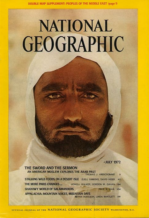 National Geographic July 1972-0