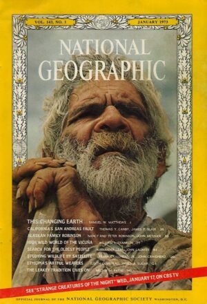 National Geographic January 1973-0