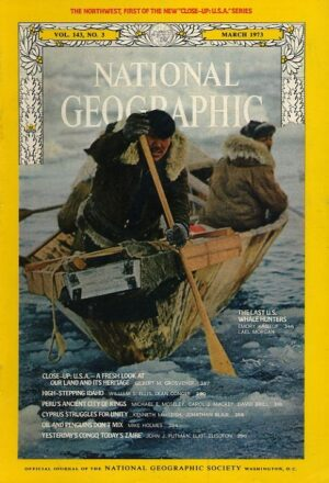 National Geographic March 1973-0