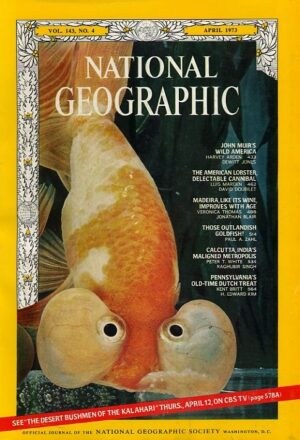 National Geographic April 1973-0