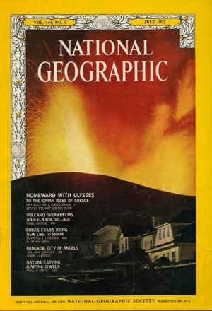 National Geographic July 1973-0